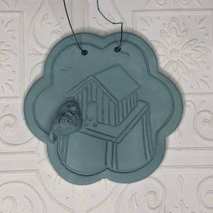 Other - Bird House Plaque